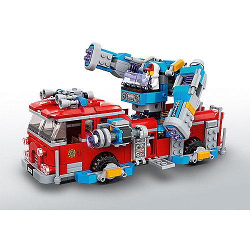 Конструктор LEGO Hidden Side 70436: Фантомная пожарная машина 3000 от LEGO
