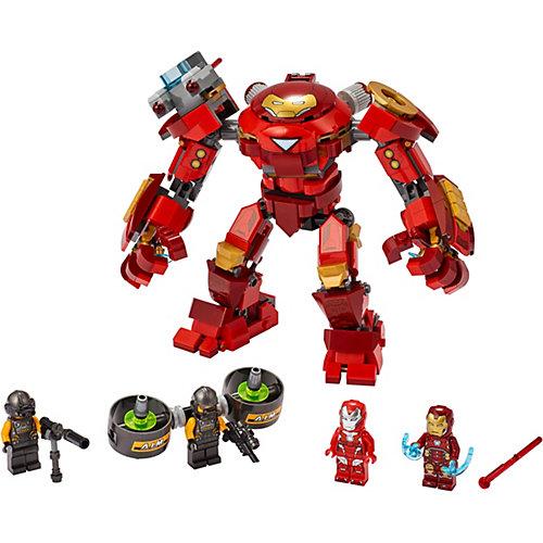 Конструктор LEGO Super Heroes 76164: Халкбастер против агента А.И.М. от LEGO