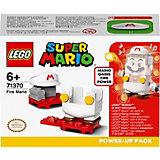 Конструктор LEGO Super Mario Марио-пожарный. Набор усилений 71370, 11 элементов