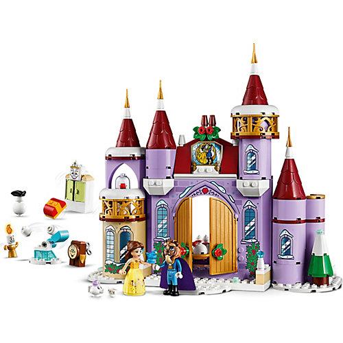 Конструктор LEGO Disney Princess 43180: Зимний праздник в замке Белль от LEGO