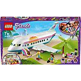Конструктор LEGO Friends 41429: Самолёт в Хартлейк Сити