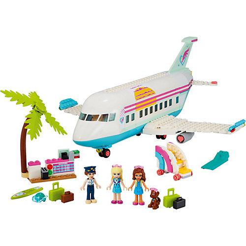 Конструктор LEGO Friends 41429: Самолёт в Хартлейк Сити от LEGO