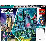 Конструктор LEGO Hidden Side 70437: Заколдованный замок