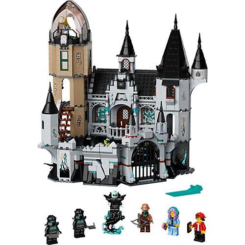 Конструктор LEGO Hidden Side 70437: Заколдованный замок от LEGO