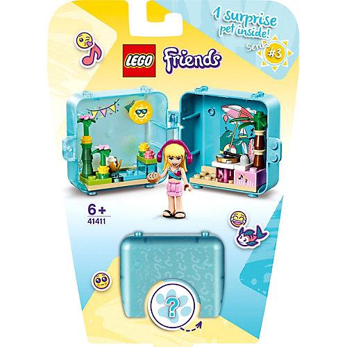 """Конструктор LEGO Friends 41411 """"Летняя игровая шкатулка Стефани"""" от LEGO"""