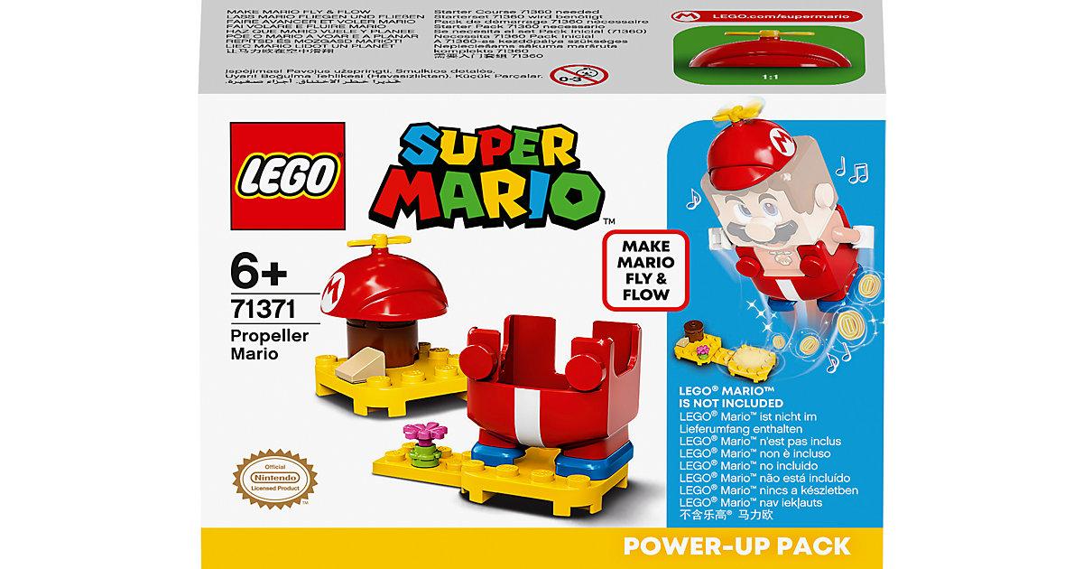 LEGO® Super Mario™ 71371 Propeller-Mario - Anzug