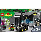 Конструктор LEGO DUPLO Super Heroes 10919: Пещера летучих мышей