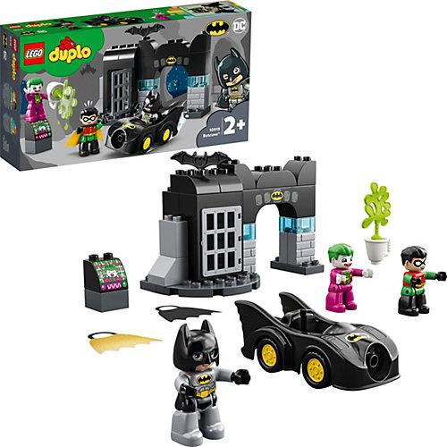 Конструктор LEGO DUPLO Super Heroes 10919: Пещера летучих мышей от LEGO