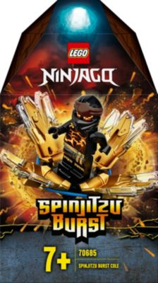 LEGO® NINJAGO 70685 Coles Spinjitzu Kreisel, LEGO Ninjago