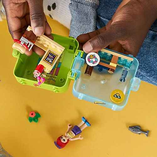 """Конструктор LEGO Friends 41413 """"Летняя игровая шкатулка Мии"""" от LEGO"""