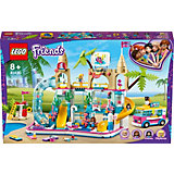 Конструктор LEGO Friends 41430: Летний аквапарк