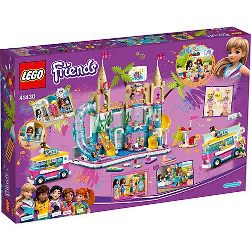 Конструктор LEGO Friends 41430: Летний аквапарк от LEGO