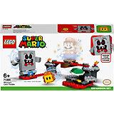 Конструктор LEGO Super Mario Неприятности в крепости Вомпа. Дополнительный набор 71364, 133 элемента