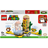 Конструктор LEGO Super Mario Поки из пустыни. Дополнительный набор 71363, 180 элементов