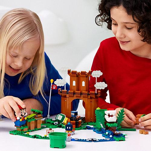 Конструктор LEGO Super Mario Охраняемая крепость. Дополнительный набор 71362, 468 элементов от LEGO