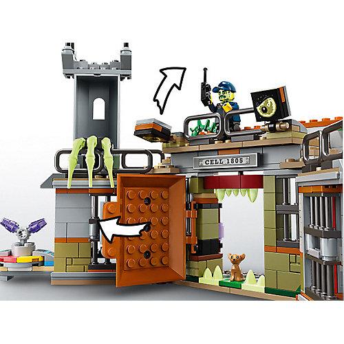 Конструктор LEGO Hidden Side 70435: Заброшенная тюрьма Ньюберри от LEGO