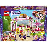 Конструктор LEGO Friends 41426: Кафе в парке Хартлейк Сити