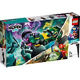 Конструктор LEGO Hidden Side 80834: Сверхестественная гоночная машина