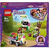 Конструктор LEGO Friends 41425: Цветочный сад Оливии