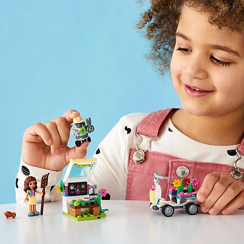 Конструктор LEGO Friends 41425: Цветочный сад Оливии от LEGO