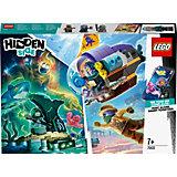 Конструктор LEGO Hidden Side 700433: Подводная лодка Джей-Би