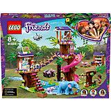 Конструктор LEGO Friends 41424: Джунгли. Штаб спасателей