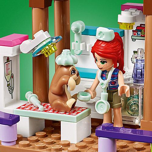 Конструктор LEGO Friends 41424: Джунгли. Штаб спасателей от LEGO