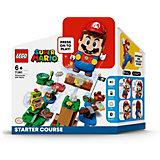 Конструктор LEGO Super Mario Приключения вместе с Марио. Стартовый набор 71360, 231 элемент