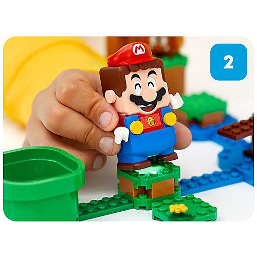 Конструктор LEGO Super Mario Приключения вместе с Марио. Стартовый набор 71360, 231 элемент от LEGO