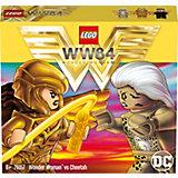 Конструктор LEGO Super Heroes 76157: Чудо-женщина против Гепарды