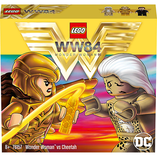 LEGO® DC Universe SuperHeroes™ 76157 Wonder Woman™ vs Cheetah™