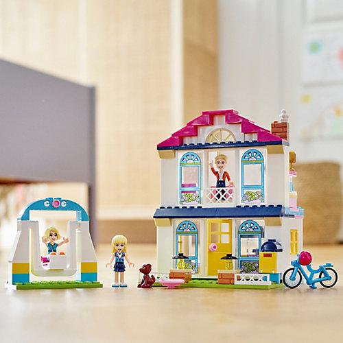 Конструктор LEGO Friends 41398: Дом Стефани от LEGO
