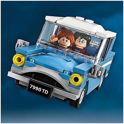 Конструктор LEGO Harry Potter 75968: Тисовая улица, дом 4 от LEGO