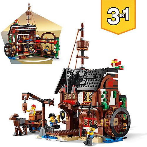 Конструктор LEGO Creator 31109: Пиратский корабль от LEGO