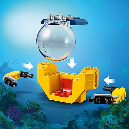Конструктор LEGO City 60263: Океан. Мини-подлодка от LEGO