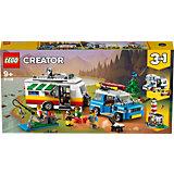 Конструктор LEGO Creator 31108: Отпуск в доме на колесах