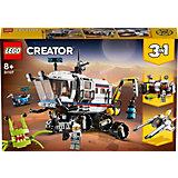 Конструктор LEGO Creator 31107: Исследовательский планетоход