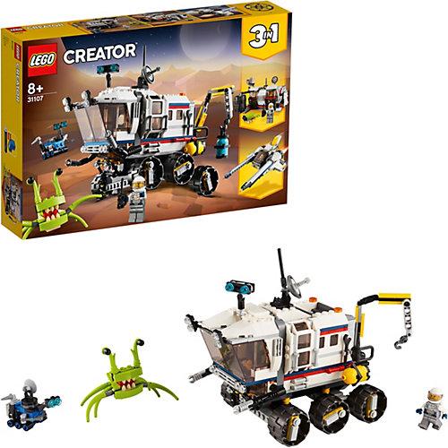 Конструктор LEGO Creator 31107: Исследовательский планетоход от LEGO