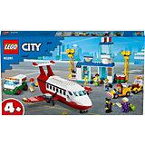 Конструктор LEGO City 60261: Городской аэропорт
