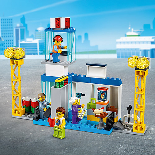 Конструктор LEGO City 60261: Городской аэропорт от LEGO