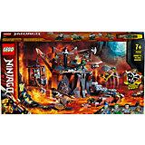 Конструктор LEGO Ninjago 71717: Путешествие в Подземелье черепа