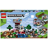 Конструктор LEGO Minecraft 21161: Набор для творчества 3.0