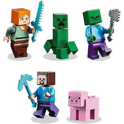 Конструктор LEGO Minecraft 21161: Набор для творчества 3.0 от LEGO