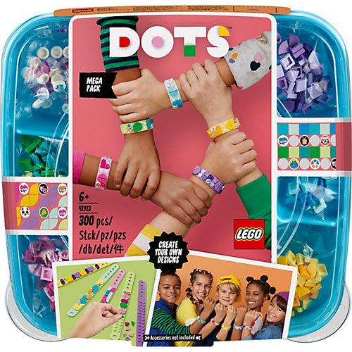 Конструктор LEGO Dots 41913: Большой набор для создания браслетов от LEGO