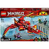 Конструктор LEGO Ninjago 71704: Истребитель Кая