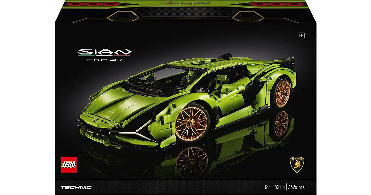 LEGO®® Technic 42115 Lamborghini Sián FKP 37