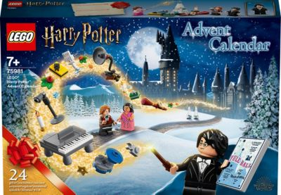 LEGO® Harry Potter™ 75981 Harry Potter™ Adventskalender, Harry Potter