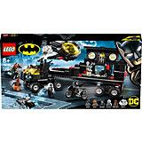 Конструктор LEGO Super Heroes 76160: Мобильная база Бэтмена
