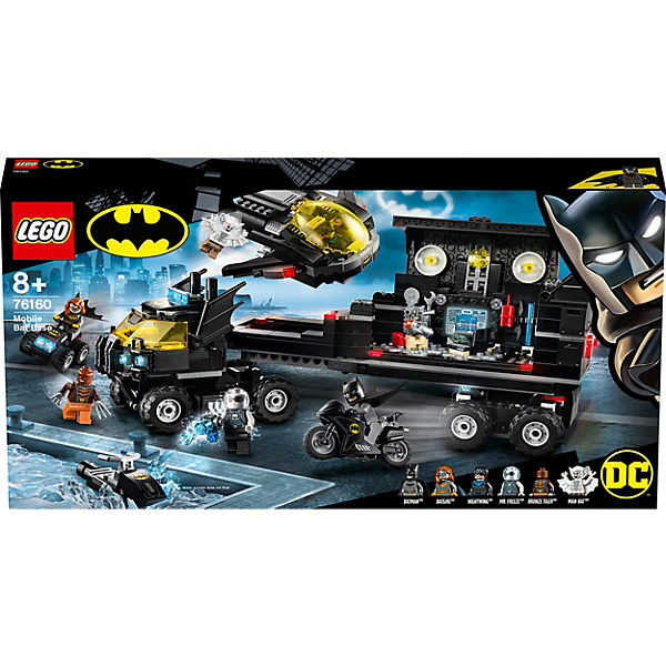 LEGO® DC Universe SuperHeroes™ 76160 Batman Bus - 6 Figuren