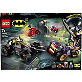 Конструктор LEGO Super Heroes 76159: Побег Джокера на трицикле